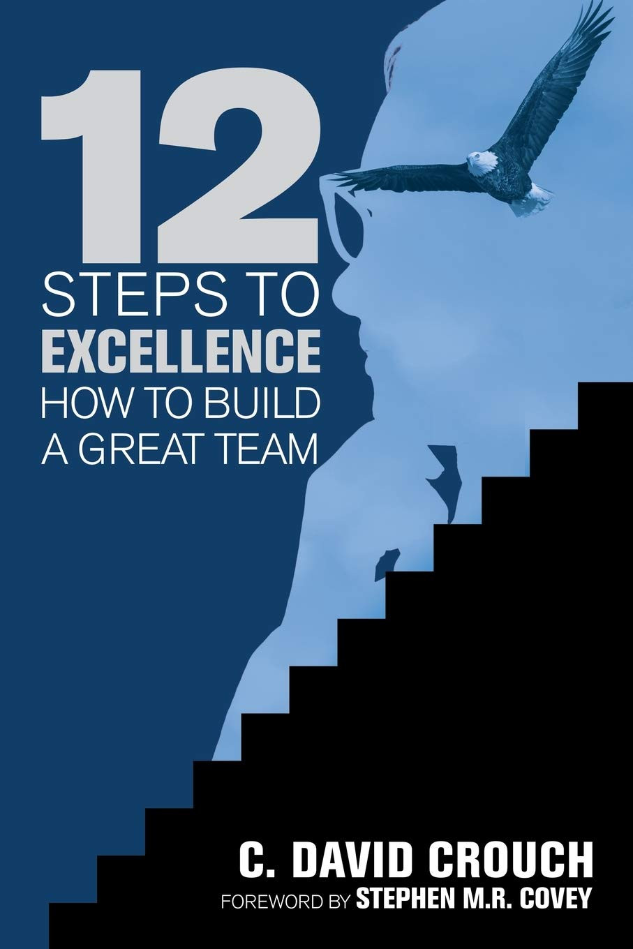Book Talk: 12 Steps to Excellence: How to Build a Great Team by C David Crouch_The BookWalker