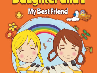 Book Talk: The Piano Tuner's Daughter: My Best Friend by Ingrid Silvian