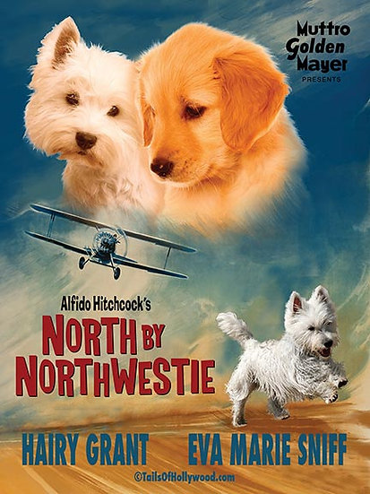 NORTH BY NORTHWESTIE
