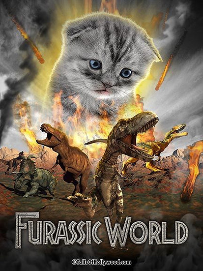 FURASSIC WORLD