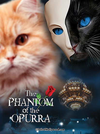 THE PHANTOM OF THE OPURRA