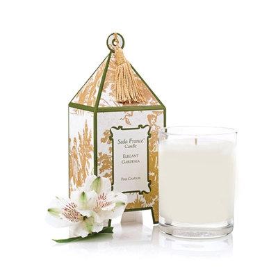 Elegant Gardenia Mini Pagoda Candle