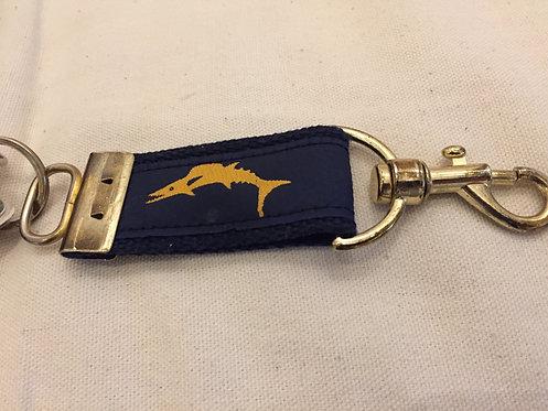 Wahoo Key Chain