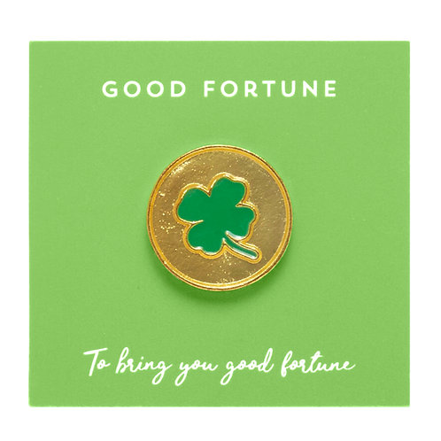 Good Fortune Coin