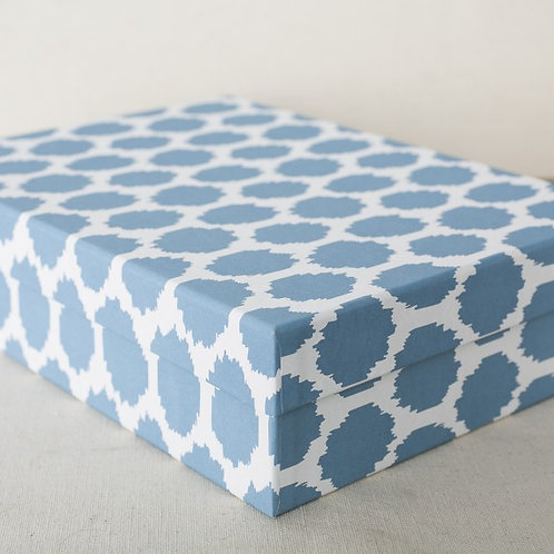 Blue Dots Gift Box