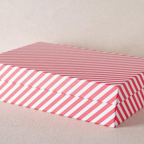 Candy Stripe Medium Gift Box