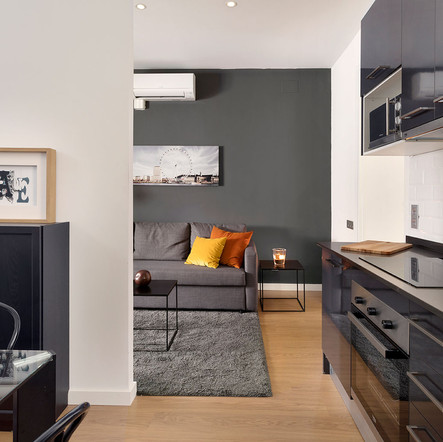 Apartamentos en Gràcia