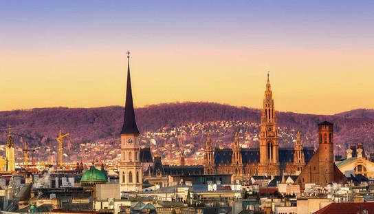 shu-Europe-Austria-Vienna-sunset-2011513