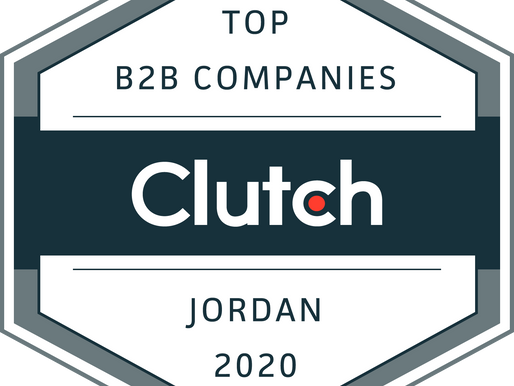 Growaholic Lab Awarded as Top B2B Company in Jordan by Clutch