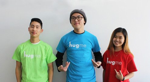 The Hugme Interaction T-shirt