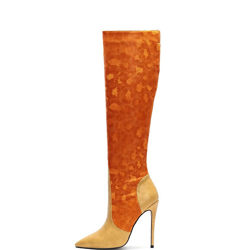 Texas Classic Knee-High Boots