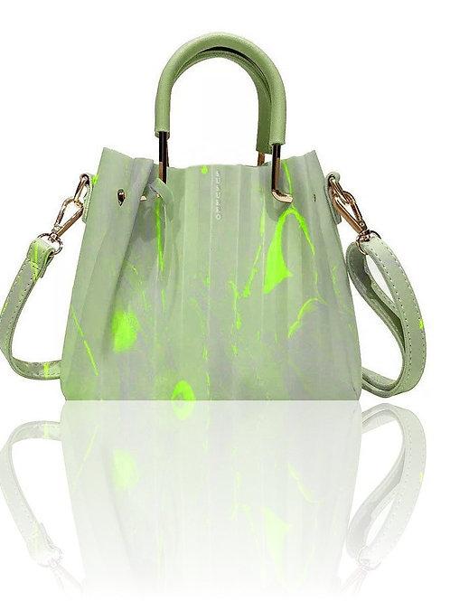 Savanah Green Iconic Mini Tote