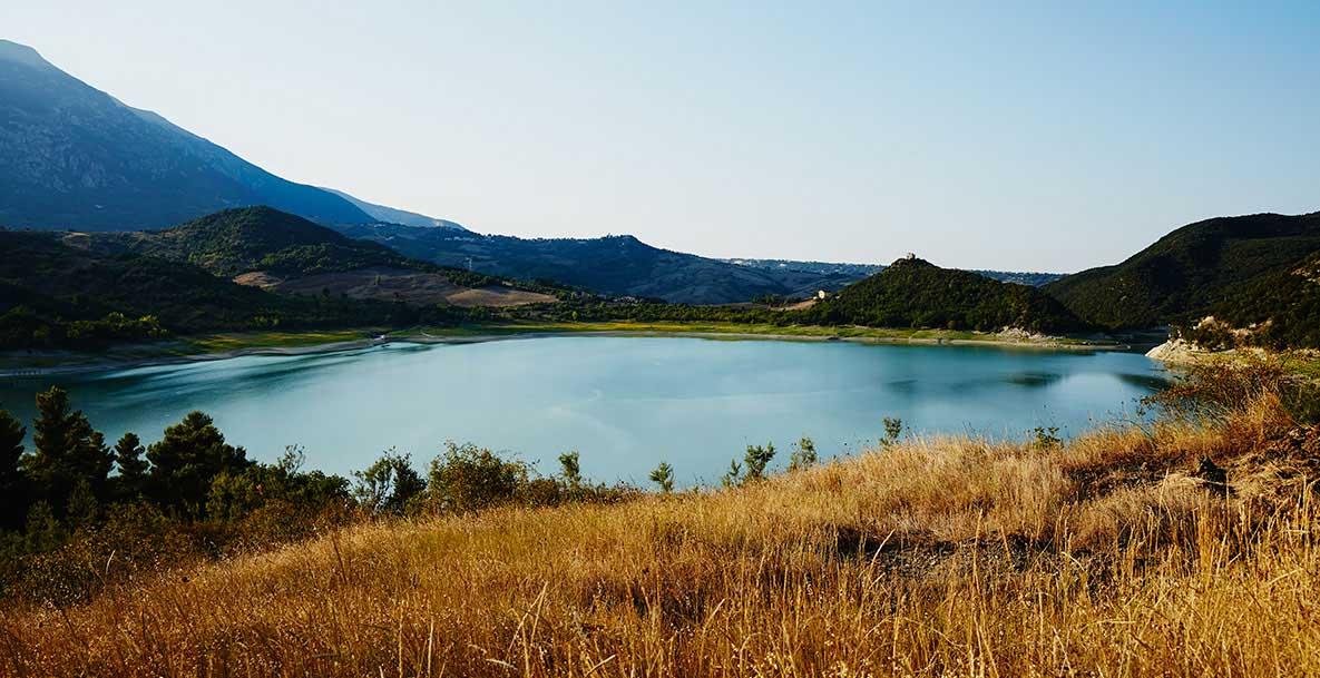Casoli Lake