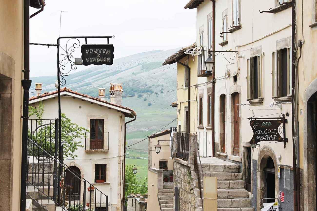 Stunning hilltop towns