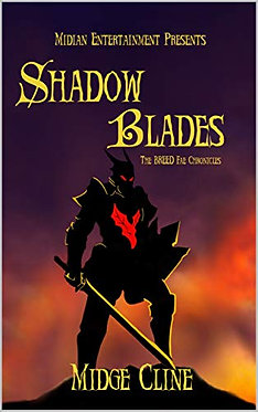 Shadow Blades by Midge Cline