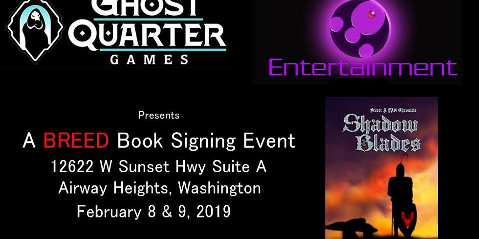 Spokane Book Signing with Savvi Mcloud & Midge Cline