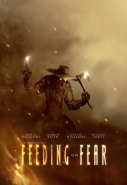 Feeding on Fear - Poster Print