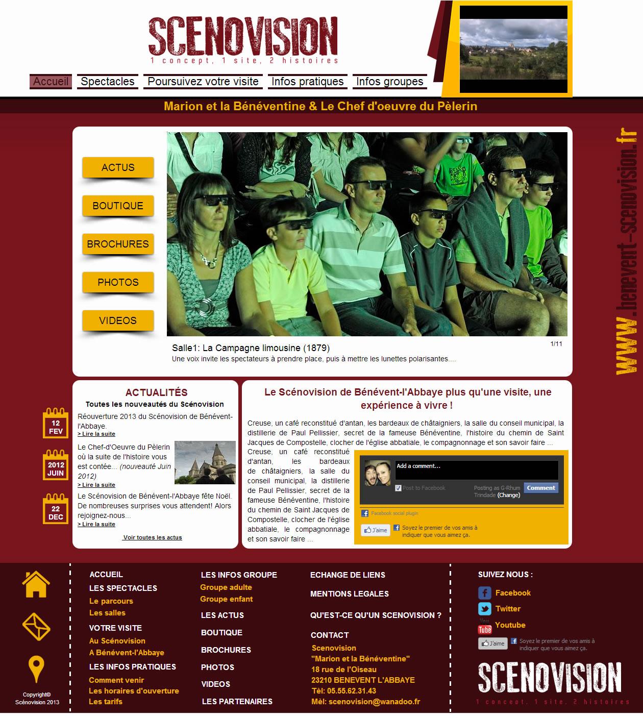 (c) Benevent-scenovision.fr