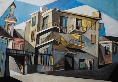 Cooperative house «Kvartirohoziain»