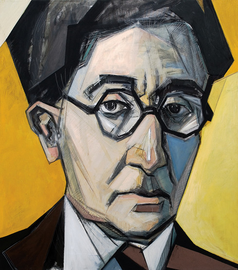 The Greek Poet Konstantinos Kavafis