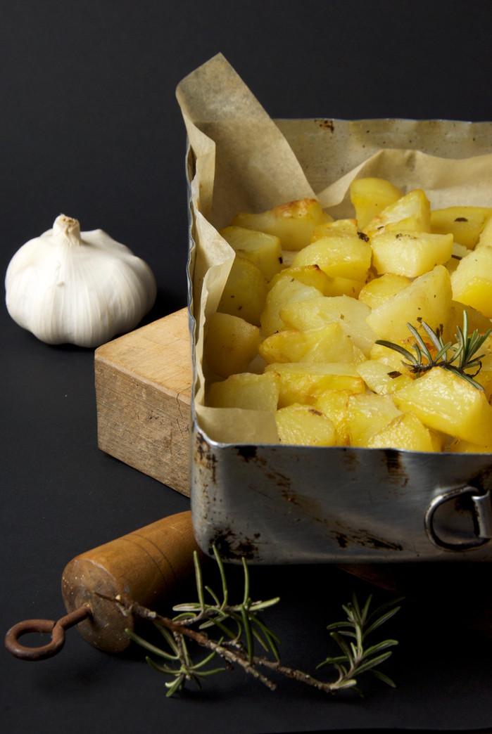 Le patate al forno si possono riscaldare?