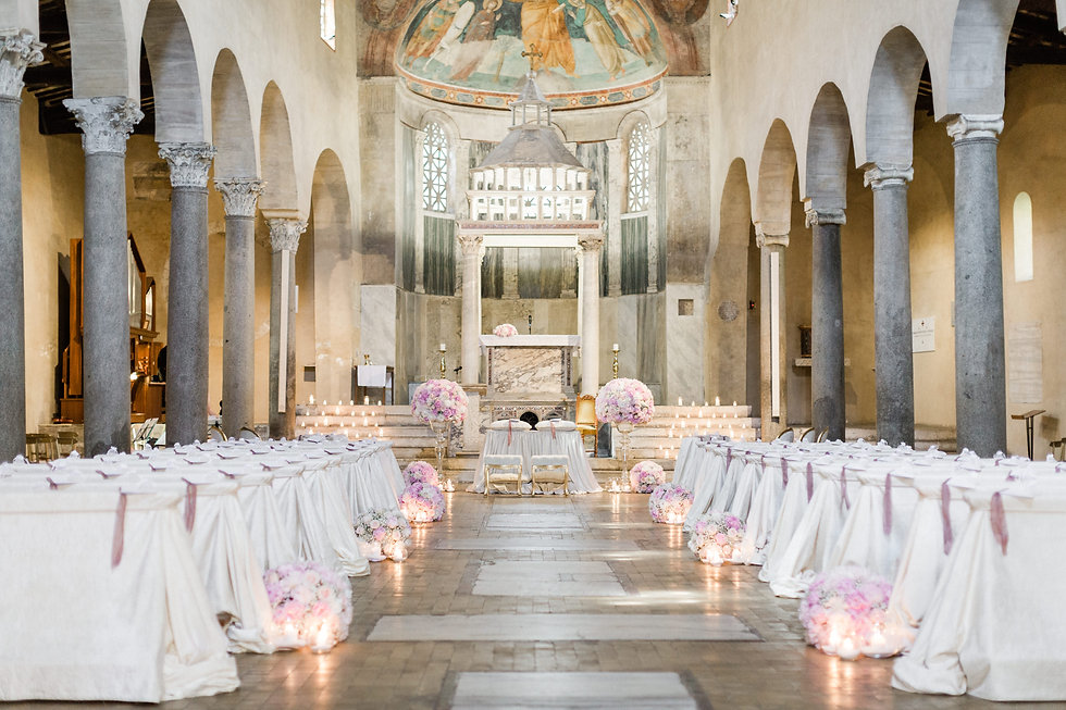 Camilla Wedding planner London