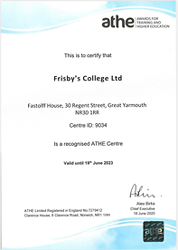 ATHE Centre Cert FRISBY.png