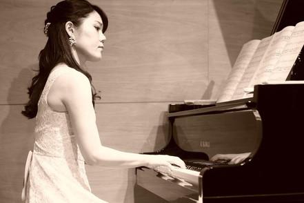 ピアニスト 百瀬愛莉さん