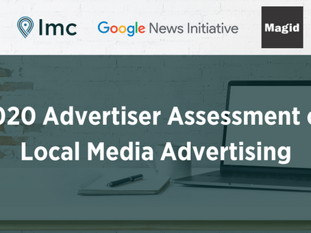 LMC & Google News Initiative Release Magid Research Findings on Advertiser Assessment of Local Media