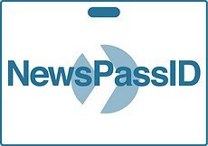 NewsPassID Logo Blue and White.png