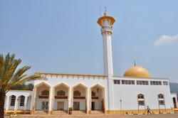 Gaddafi Mosque in Kigali, Rwanda