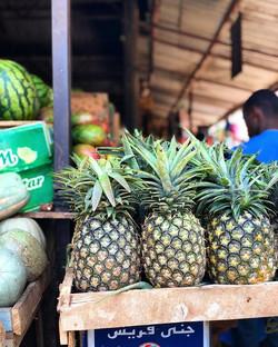 Kimironko Market in Kigali, Rwanda