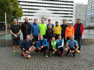 Maraton Drážďany 22.10.2017