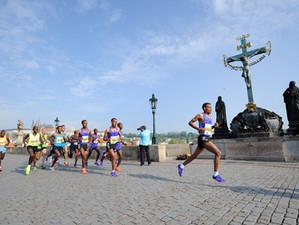 Závodní taktika úspěšných běžců