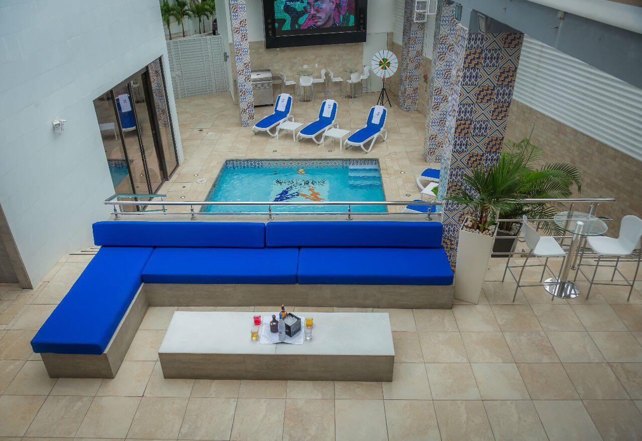 Royal Mansion Pool