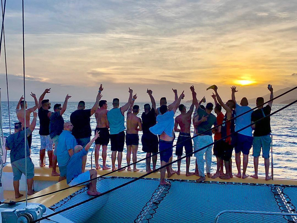 Organizing a Panama Yacht Party