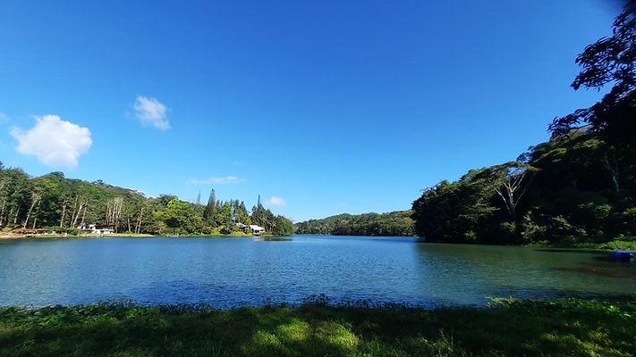 Lake in Cerro Azul, Panama