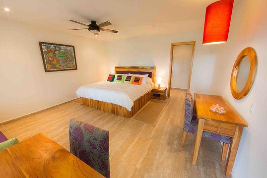 Junior Suite Room at La Semilla Panama
