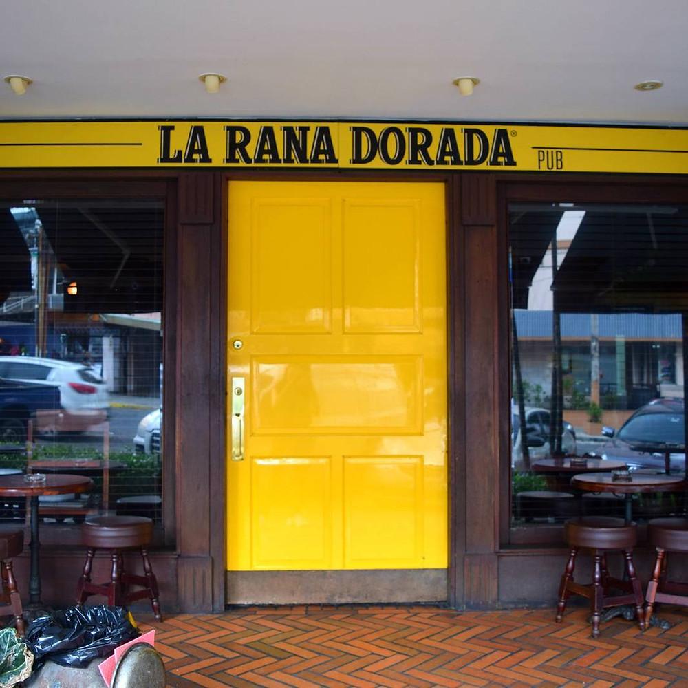La Rana Dorada Via Argentina