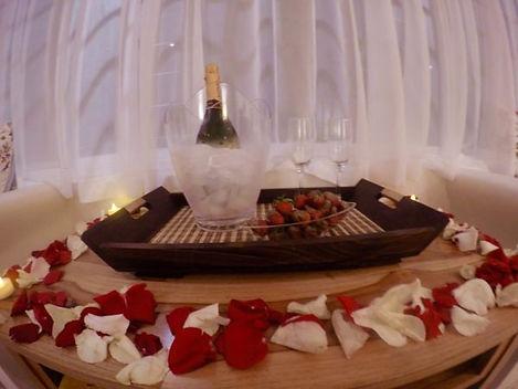 luxury romantic escape package at la semilla panama in cerro azul