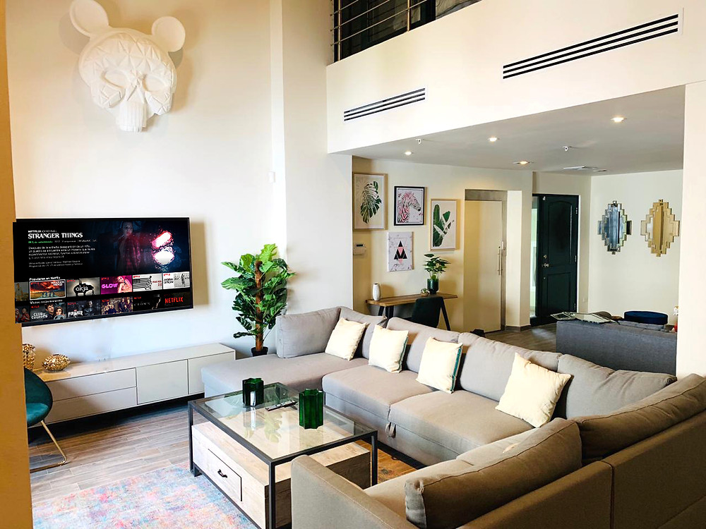 Panama luxury villa for rent