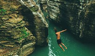 Panama Chame Canyon tubing