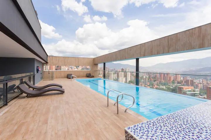 Medellin luxury apartment