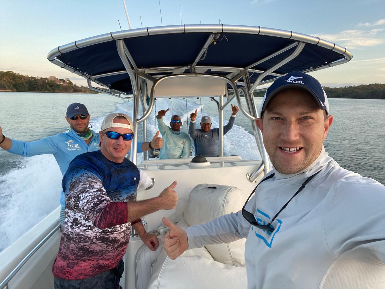 men's fishing trip in panama at psfl