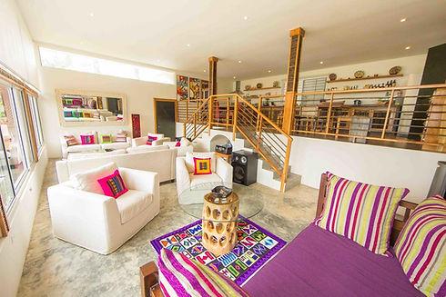 La Semilla Lounge in Cerro Azul