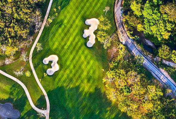 Golfing in Cerro Azul, Panama