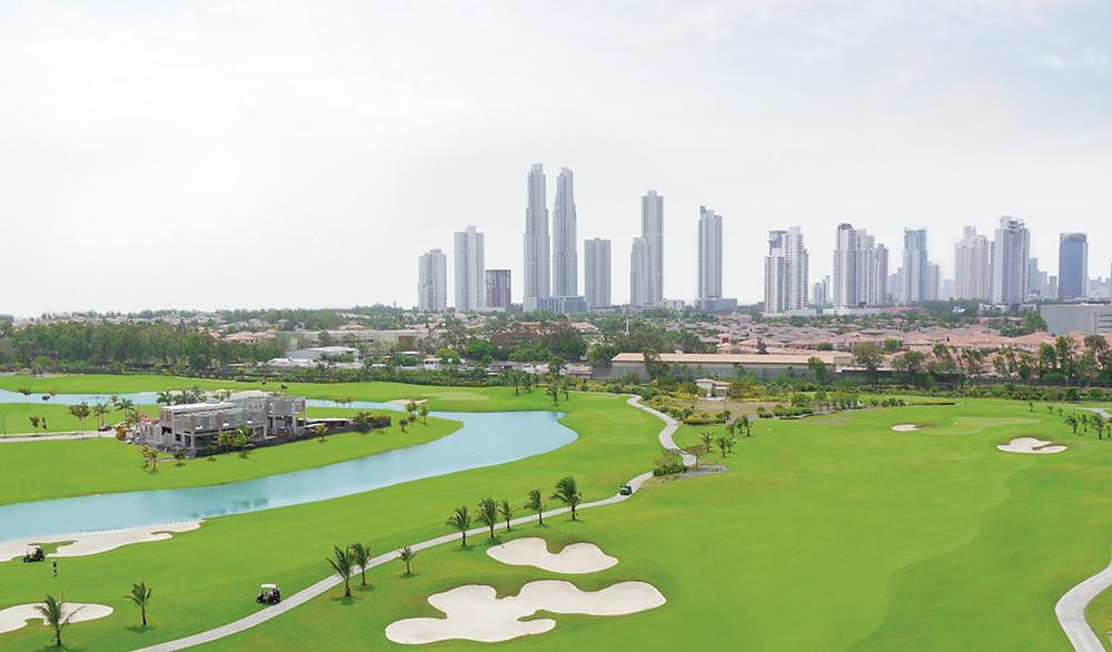 Santa Maria Golf Course Panama