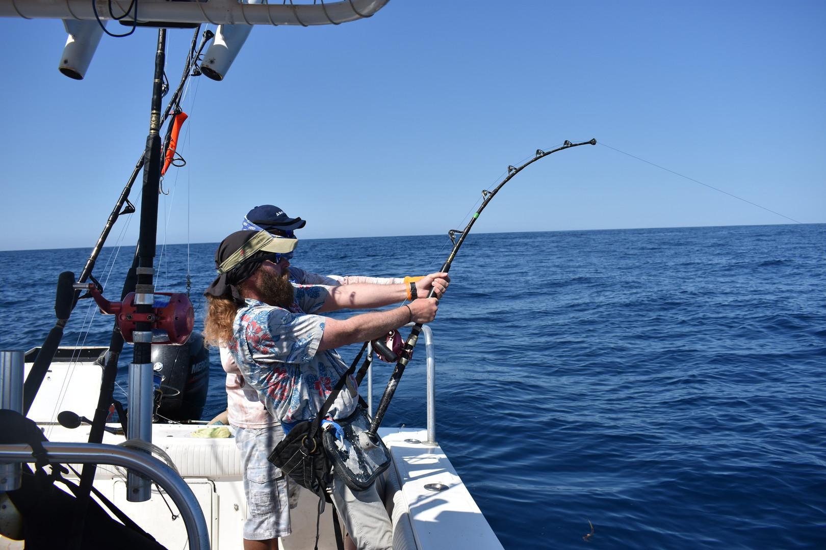 all inclusive fishing charter in panama