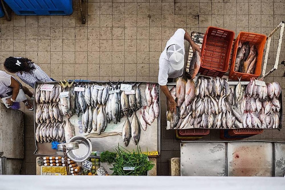 Mercado de Mariscos in Panama