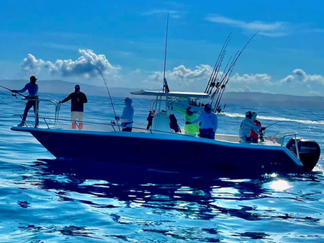 Fishing Report - May 2021 - Angler Review